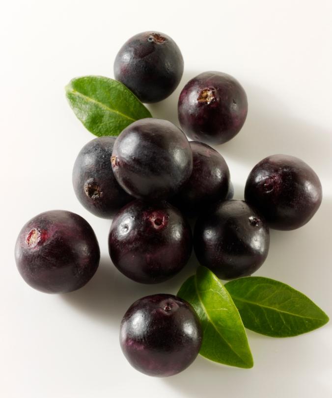 Dieta de la fruta Acai